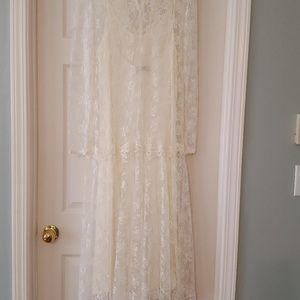 Lacy Maxi (2nd wedding) Dress